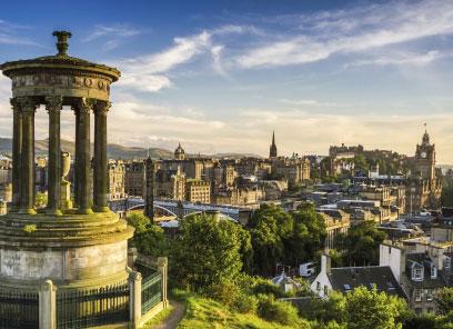Edinburgh City | Travel Edinburgh with Caledonian Sleeper