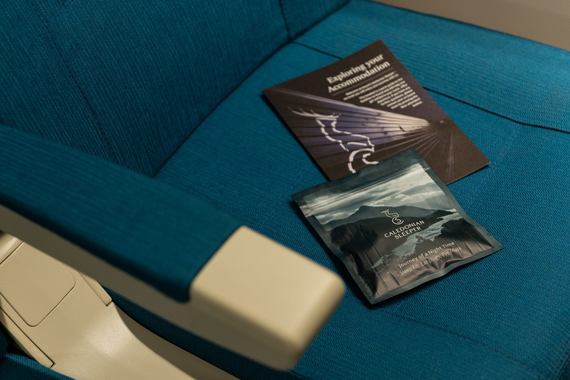 Comfort Seats | Caledonian Sleeper Accommodation