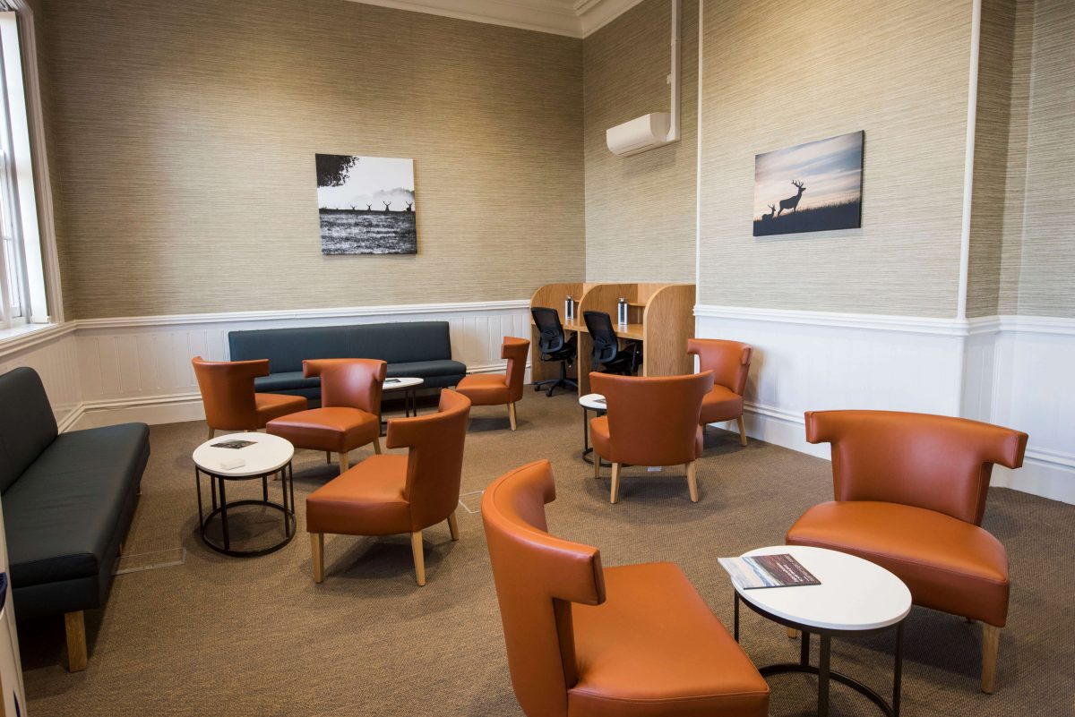 Guest Lounges | Caledonian Sleeper