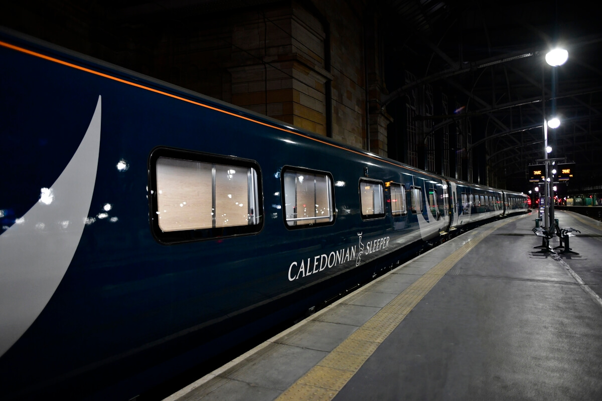 Caledonian Sleeper | A Hotel Experience
