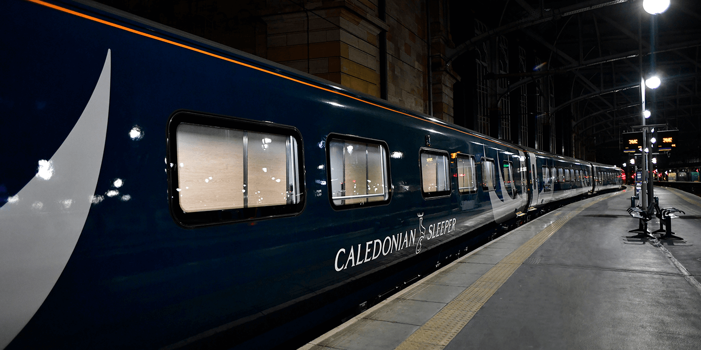 Caledonian Sleeper Train | Buy tickets online | Train travel