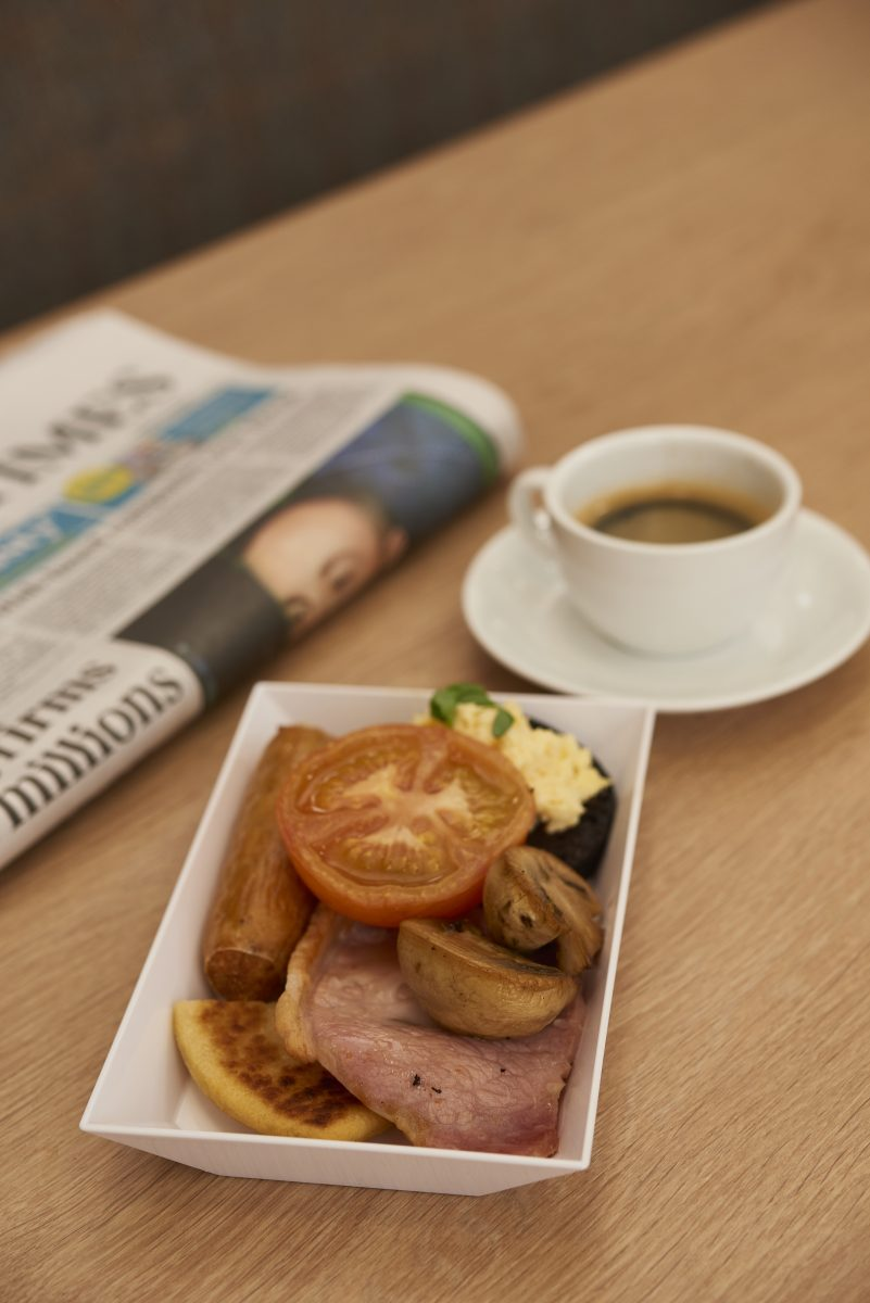 Food and Accommodation | Caledonian Sleeper