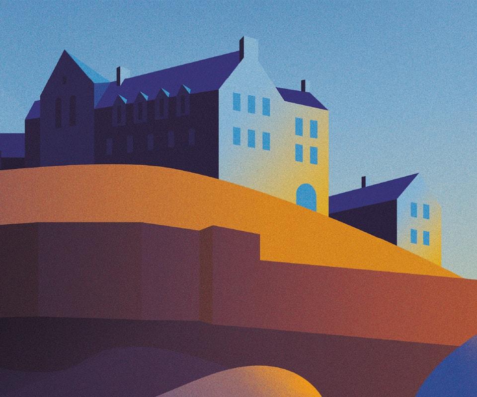 Caledonian Sleeper | Edinburgh