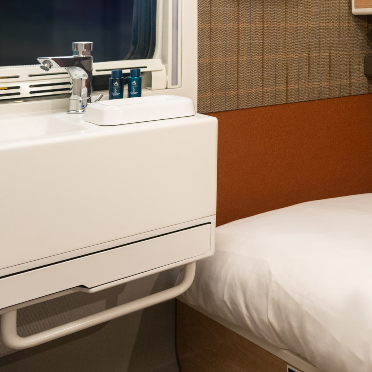 Caledonian Sleeper accommodation