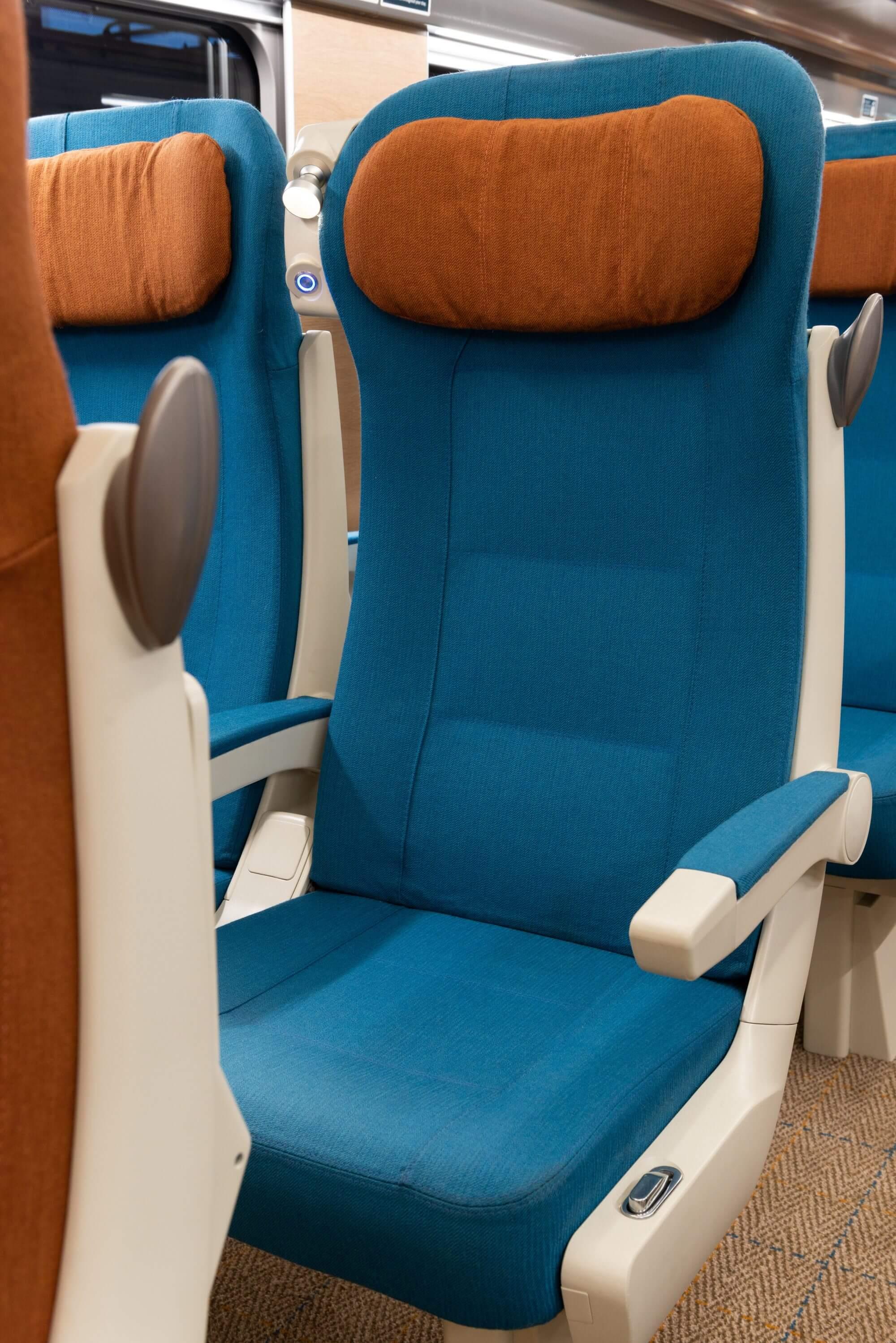 Caledonian Comfort Seats