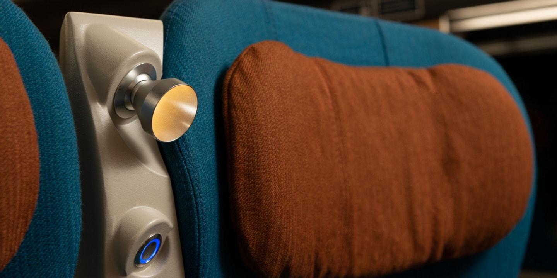 Comfort Seats | Caledonian Sleeper