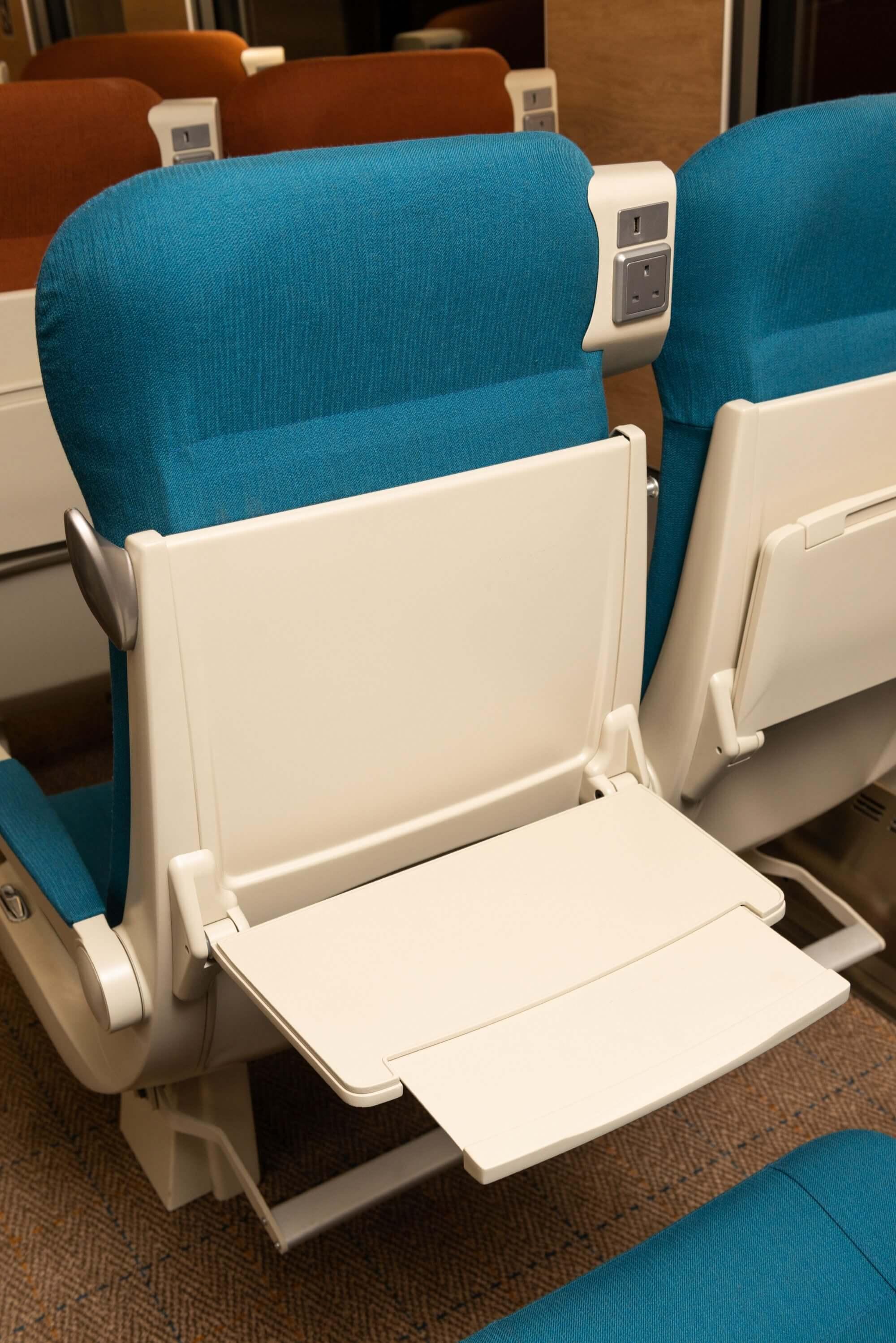 Comfort seat facilities | Caledonian Sleeper