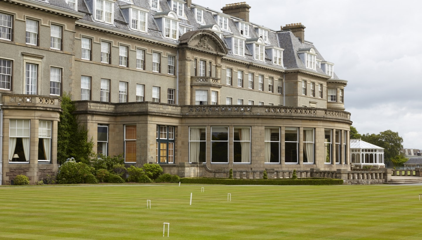 Luxury travel to and from Gleneagles | Caledonian Sleeper