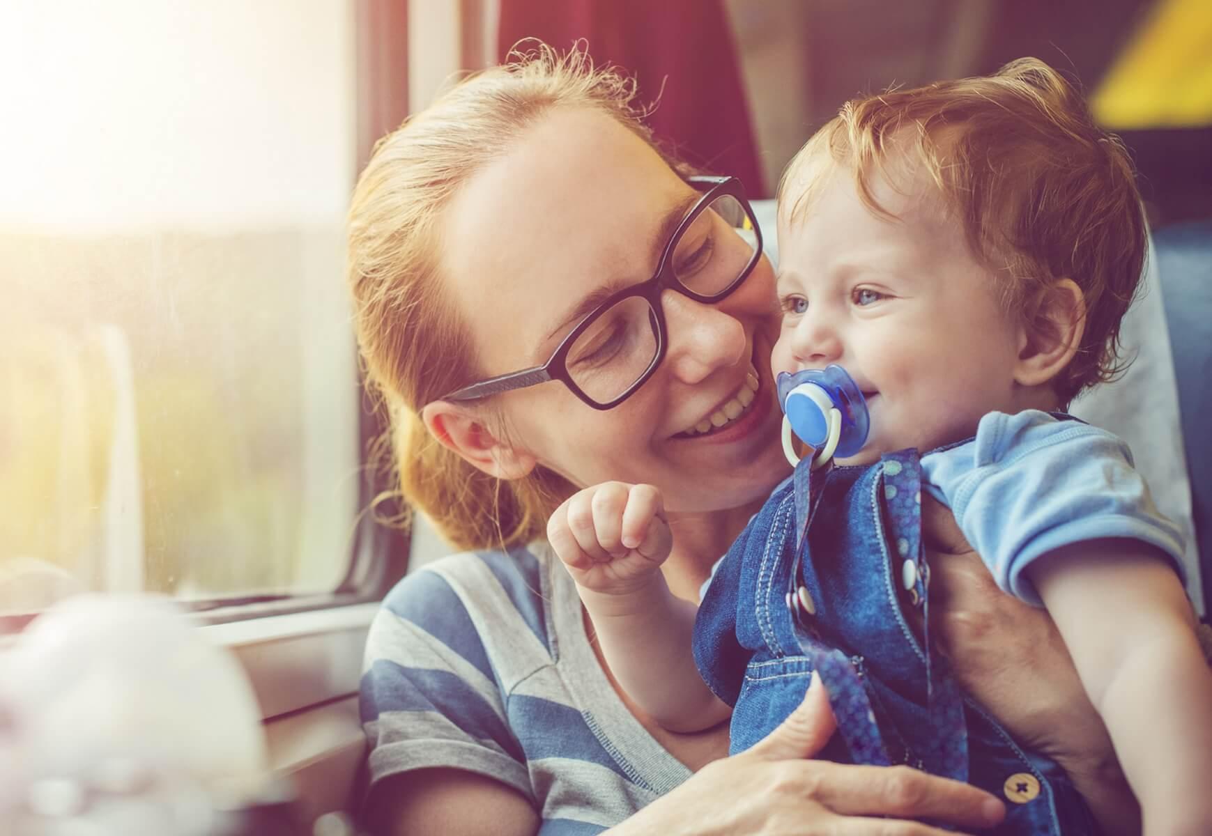 Family train travel | Caledonian SLeeper