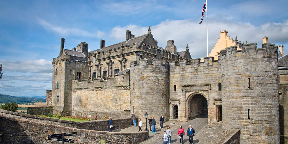Travel to and from Sterling | Caledonian Sleeper